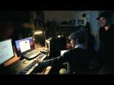 Vlad Zhukov - I'm Not In Love (10CC cover) Recording keyboards with Oleg Belov