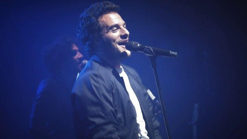 Amir - Au cœur de moi - live @ Cigale 2016