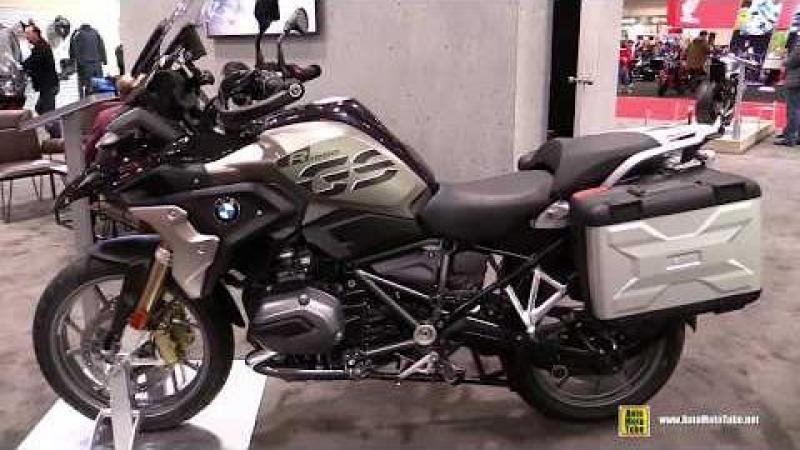 2018 BMW R1200 GS - Walkaround - 2018 Toronto Motorcycle Show