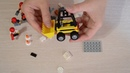 Собираем конструктор Lego City Строительная команда для детей