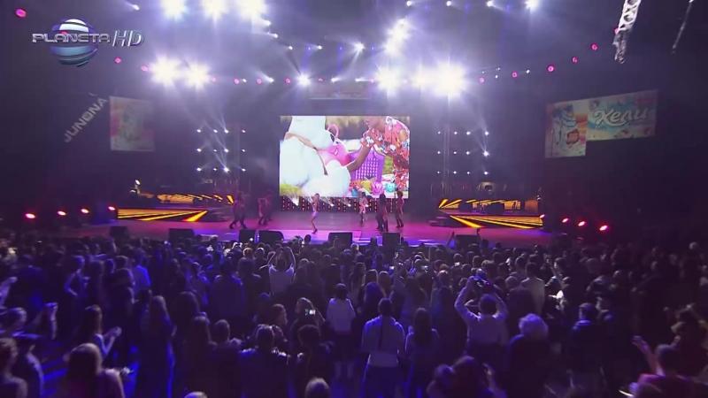 14 години телевизия Планета - концерт-спектакъл в зала Арена Армеец - София, 1.12.2015 г. (Част 1)