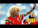 """Carlos """"El Pibe"""" Valderrama ● Pases, Jugadas y Goles ● Passes, Skills Goals HD"""