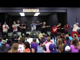 UniverSOULdance School Assembly Tour w/ Lockin Legends: Don Campbell & Scoo B Doo