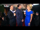 NFL Honors red carpet: Hugh Jackman