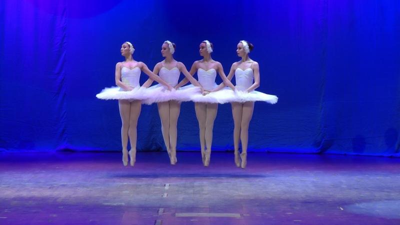 Театр балета г. Кирова Танец маленьких лебедей