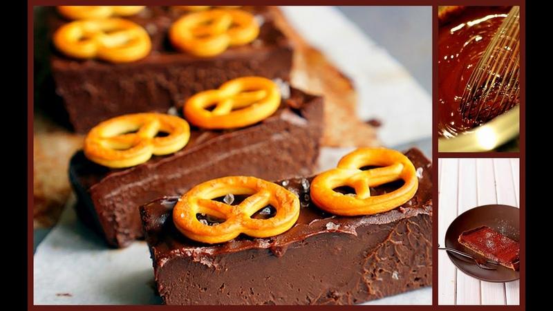 Готовим с Тинкой СУПЕР десерт Шоколадное наслаждение