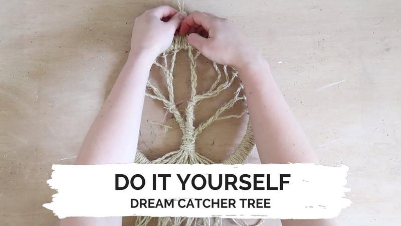 Dream catcher tree | DIY | Furnlovers