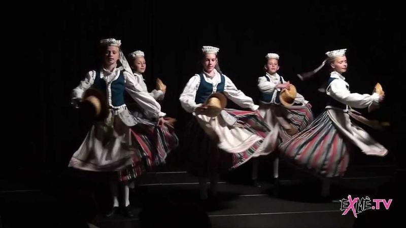 Si può fare all'Exmè: danza Lituana