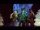 Братья Поздняковы в мюзикле Волк и семеро козлят - Театр Рыбникова - ММДМ - январь 2018