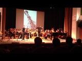 Вебер Концерт для кларнета с оркестром #1. 1ч.