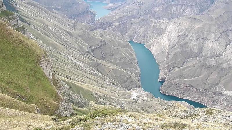 Сулакский каньон. Верхний Каранай, Дагестан / Sulak Canyon