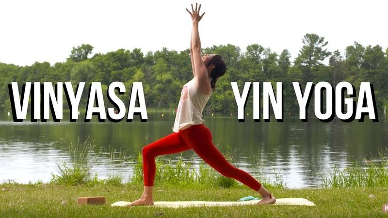 Vin to Yin for Inner Outer Strength {60 min}