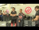 Its fair to say @KevinMagnussen was feeling a bit testy during FP1 - - F1 BahrainGP