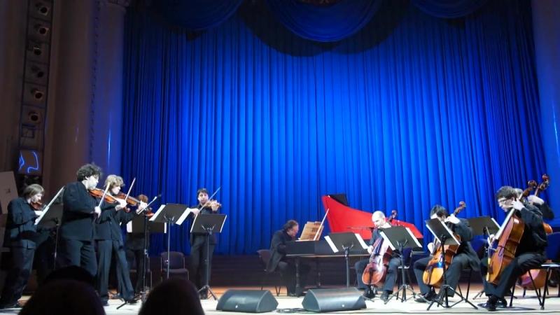 J.S.Bach. Brandenburg concerto № 3. Vladimir Shulyakovskiy, Musica Antiqua Russica - YouTube (720p)