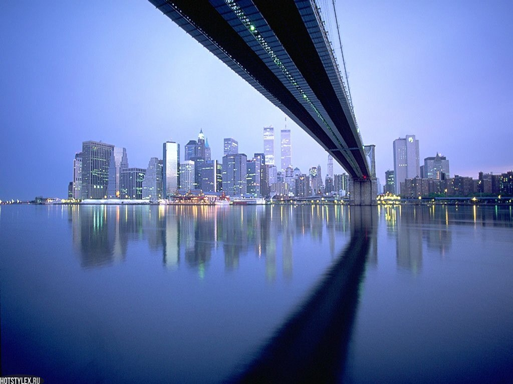 Самые красивые мосты мира фото