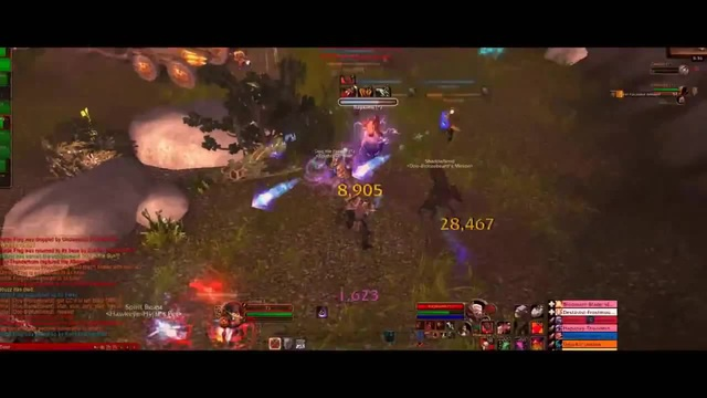 WoW PvP in 10 seconds