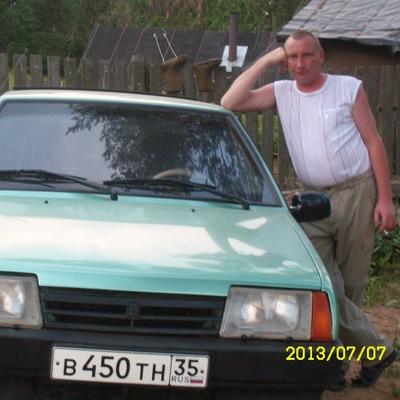 Николай Кириллов, 11 сентября 1978, Грязовец, id150663005