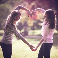 Стихи в контакте лучшим подругам