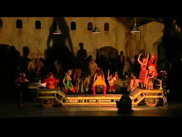 Anna Caterina Antonacci - Carmen: Chanson bohème (Les tringles des sistres tintaient) (12.2012)
