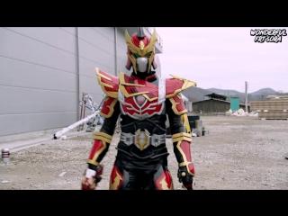Legend Hero | Wonderful & FRT Sora 13 серия [русс.суб.]
