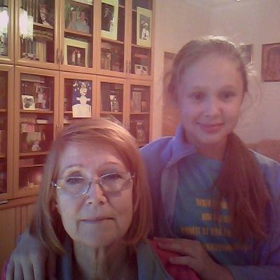 Лидия Хайло, 25 декабря , Москва, id190515768