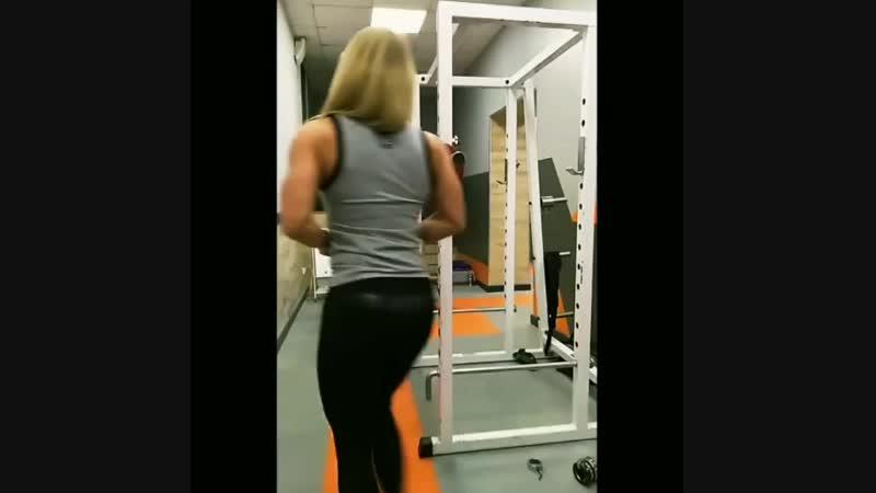 Плечи. тренировка