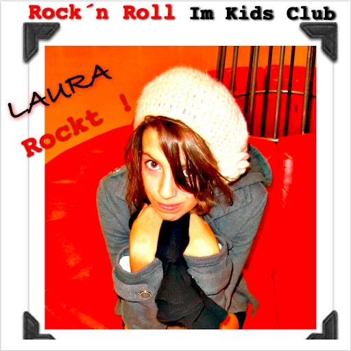Laura альбом Rock 'n' Roll im KIDS CLUB