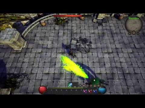 Deadsiege DEMO - Enfrentamiento contra Jefe - Gameplay - PC | Null Pointer Studio