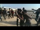 Siete guardias civiles heridos en el asalto a la valla de Ceuta