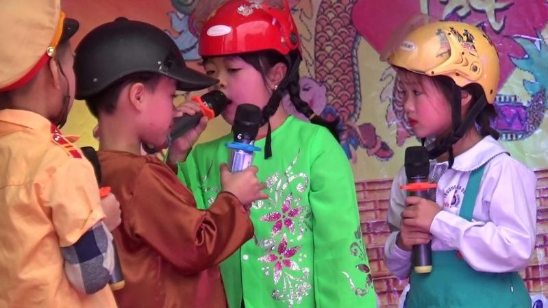 Kịch Nhà quê ra phố - Hs Lớp 2- Trường TH Đại Lâm