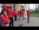 09 09 2018г ДК Пионерка День Выборов Флэшмоб по Сибирски