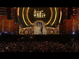 John Travolta Hrithik Roshan perform together at IIFA Awards 2014