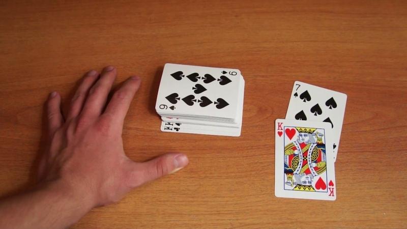 Бесплатное обучение фокусам 48 Самые лучшие карточные фокусы в мире! Обучение карточным фокусам!