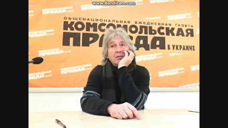 В.М. о клипе 200 лет (01.03.2012.)