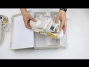 Kicksvision - 300 Pairs Only.Pharrell x adidas NMD HU China Pack Friends Family Unbox Video