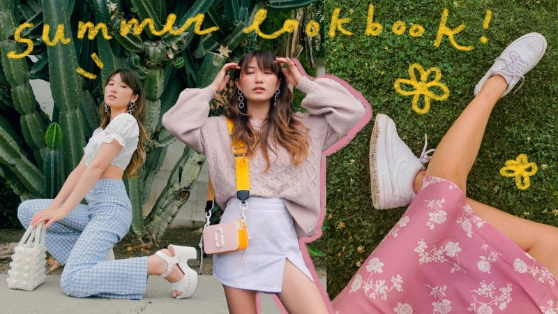 SUMMER LOOKBOOK lots o' outfit ideas