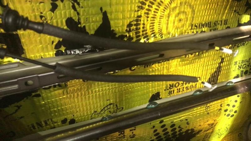 KIA Sorento Prime оснащение салона машины качественной дополнительной шумоизоляцией