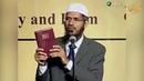 Был ли Коран переписан с Библии Кто автор Библии Шейх Закир Найк