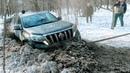 НЕ ЗАССАЛ ВОТ ЧТО МОГУТ TOYOTA PRADO 150 и CAYENNE против УАЗ и Toyota Land Cruiser 80