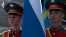 Патриарх Кирилл освятил закладной камень в основание главного храма Вооруженных сил РФ
