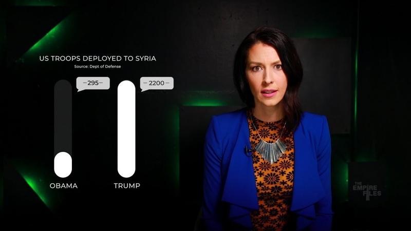Trump's Syria Deception Empire Files