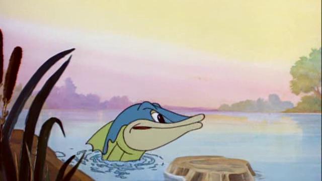 Том и Джерри - Кошачья рыбалка / Cat Fishin (1947) / 27 серия