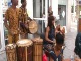 Benkadi et ses balafons vibrent au son de la musique Turka ( Burkina Faso)