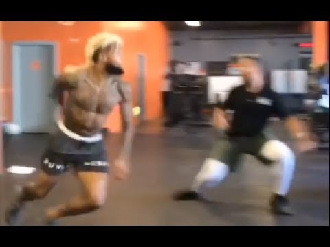 Odell Beckham Jr Does New Crazy Agility Exercise To Get Ready For Next Season