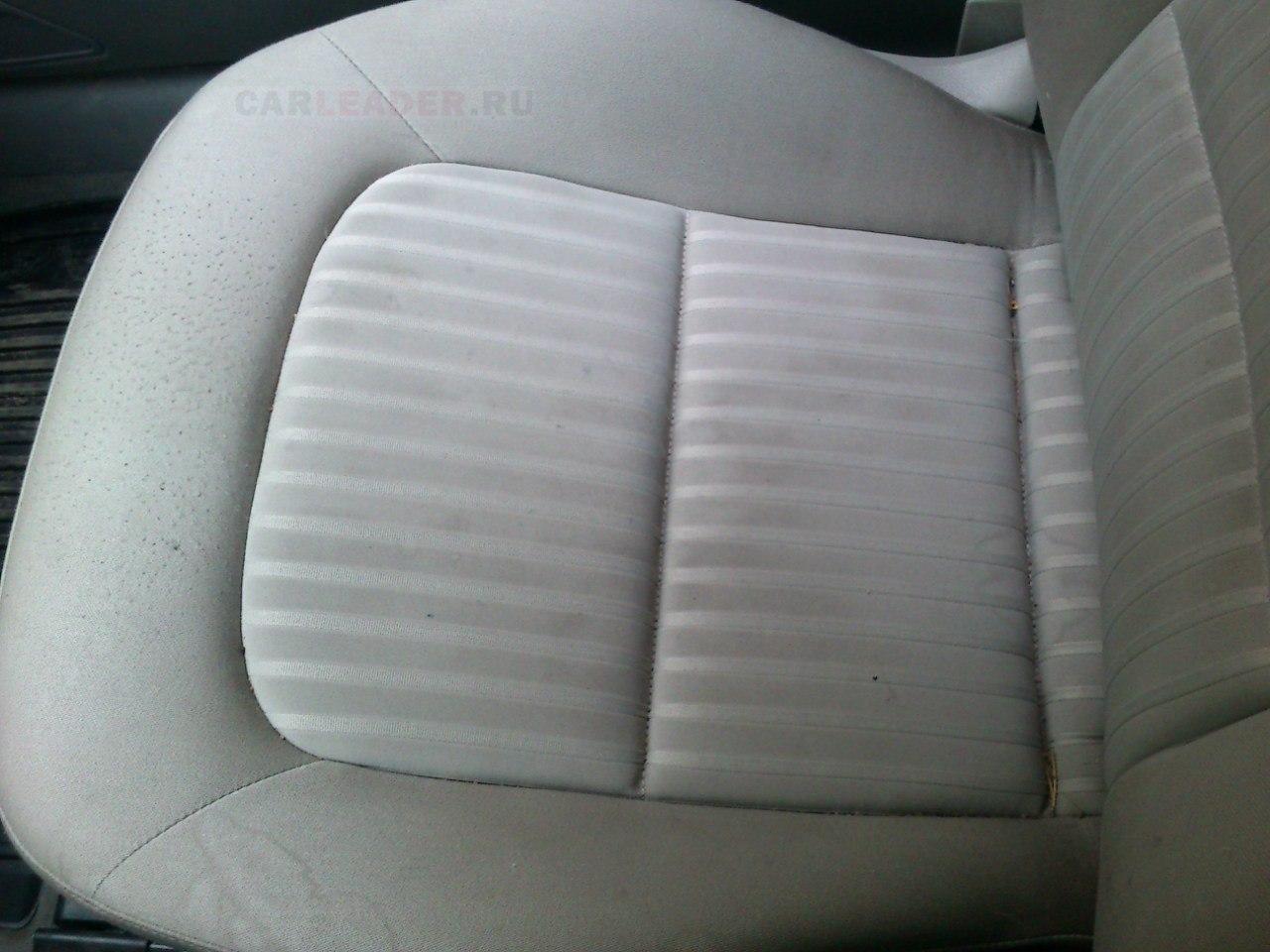 Сиденье Audi A4 2011