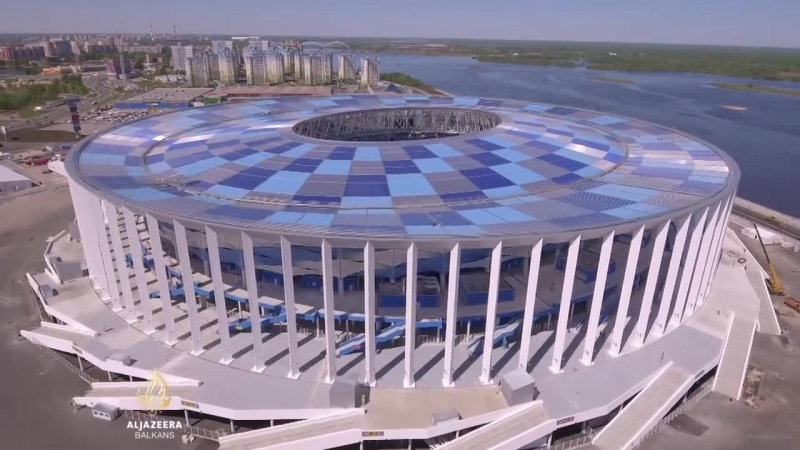 Al Jazeere Balkans Idemo u Rusiju