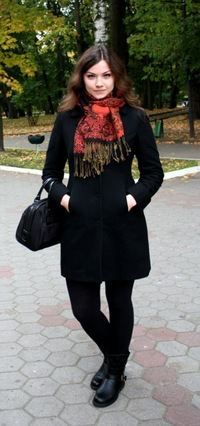 Светлана Фёдорова, 18 ноября 1988, Калининград, id3014774