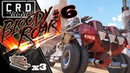 Crossout: [ TORERO wasp x3 ] Bloody Roar 6 [ver. 0.10.0]