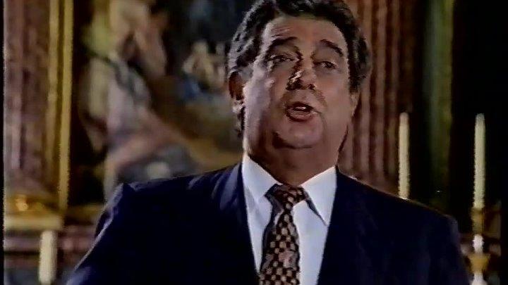 EUROPAKONZERT DER BERLINER PHILHARMONIKER - DOMINGO- BARENBOIM - 1992