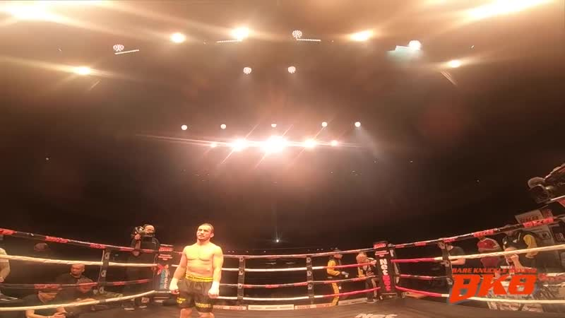 BRAD PICKETT VS MARK HANDLEY PRO BARE KNUCKLE BOXING BKB16 REF CAM EXCLUSIVE FULL FIGHT